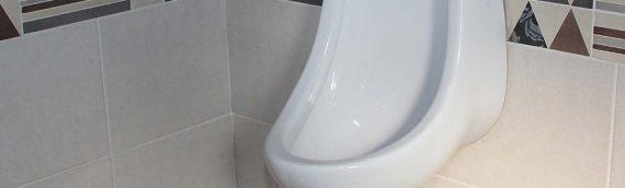 Urinal Installation